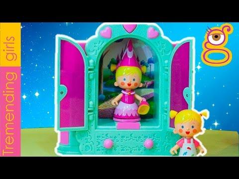 Armario Mágico de Chloe -Juguetes La magia de Chloe -Tremending Girls videos de juguetes en español