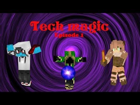 TechMagic Episode 1 Feeling Blue?