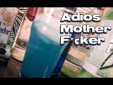 Adios Mother F'er (AMF) - Adios Drink Recipe - TheFNDC.com