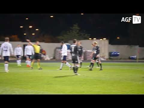 Højdepunkter: AGF vs. Rosenborg (4.2 2019)