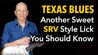 SRV Texas Blues Lick You Should Know - BL01