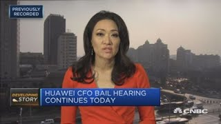 China's state-run media lash out at Canada over Huawei executive arrest | Squawk Box Europe