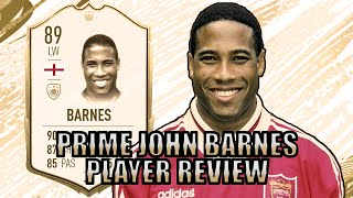 89 PRIME JOHN BARNES Player Review - Is he worth 19 FUTSWAP Tokens?