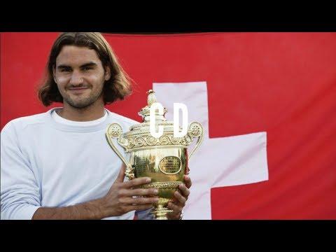 Tennis Stars' First ATP Titles [HD]