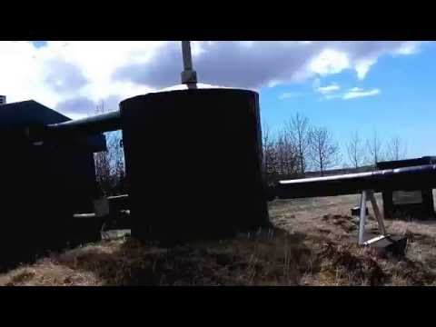 50 MW Deep Geothermal Energy Power Plant filmed in Iceland