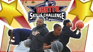 The Ghetto NBA Skills Challenge! thumbnail