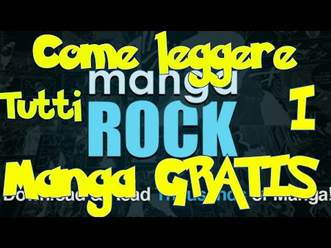 Manga Rock - Download GRATIS - Come Leggere Manga GRATIS | GianGi