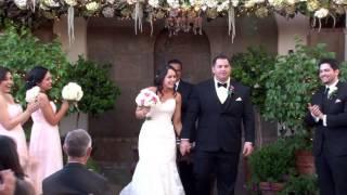 Danielle & Aaron's Tucson Wedding highlights at the Stillwell House