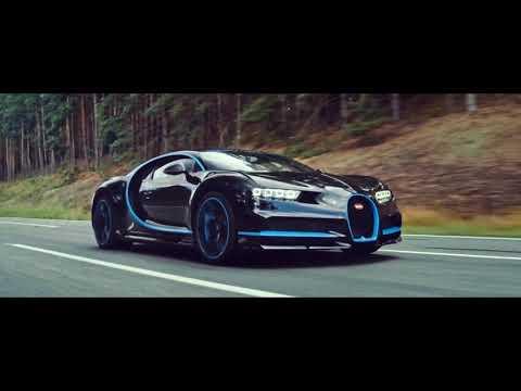 Bugatti Chiron Von 0 Auf 400 Und Wieder Auf 0 Youtube