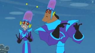 The Emperor's New School Yzma and Kronk The Space People.