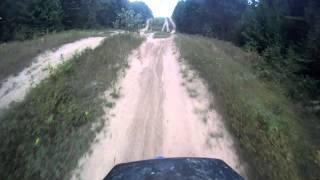 2009 Yamaha Yz250 2Stroke Trail Ride