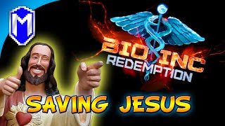 Bio Inc - Saving Jesus, To Much Holy Wine - Life Campaign - Let's Play Bio Inc: Redemption Gameplay