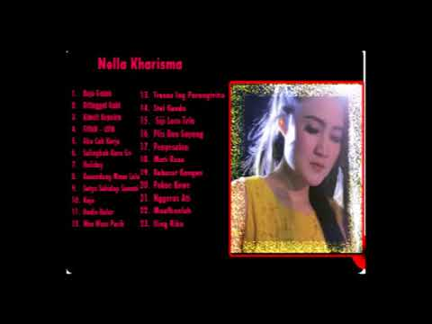 Indonesian Dangdut Singer | Nella Karisma | Nonstop Mp3 lagu 2017