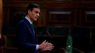 Pedro Sánchez anuncia un paquete de ayudas de 11.000 millones para empresas, pymes y autónomos