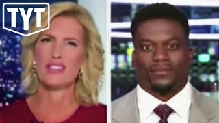 Laura Ingraham TRIGGERED By NFL Player
