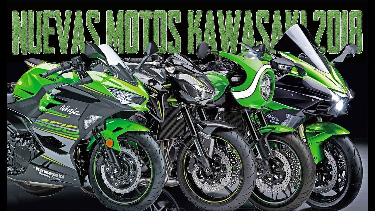 nuevas motos kawasaki 2018 ninja 400 z900 a2 ninja h2 sx zx10r se z900 rs cafe youtube. Black Bedroom Furniture Sets. Home Design Ideas