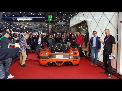 Strange & Odd Things at the Geneva Motor Show