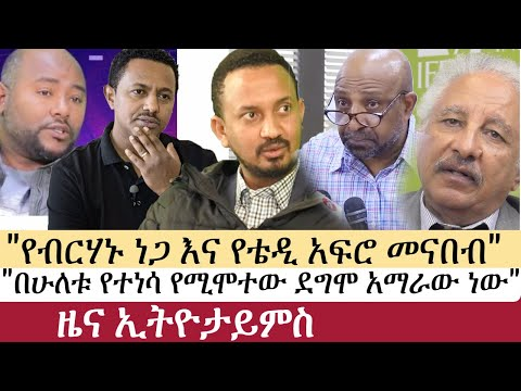 Ethiopia: የኢትዮታይምስ የዕለቱ ዜና | EthioTimes Daily Ethiopian News | Alula Solomon | Birhanu Nega