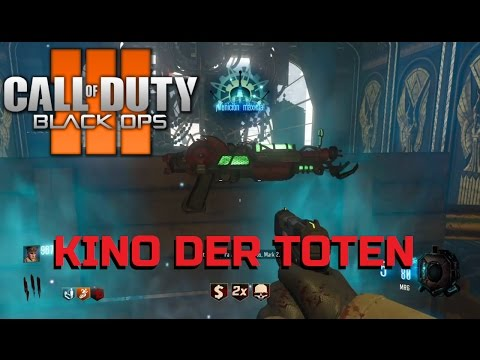 Kino der Toten - Call of Duty: Black Ops 3 - Zombies Chronicles - Gameplay PS4 Español Latino