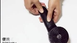 무선 자동 구두닦이 브러쉬 광택기 충전 먼지털기 구두약…