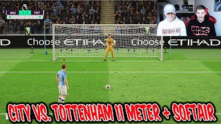 Kranke SOFTAIR Strafe in Man City vs. Tottenham 11 Meter schießen vs. Bruder - Fifa 20 Ultimate Team
