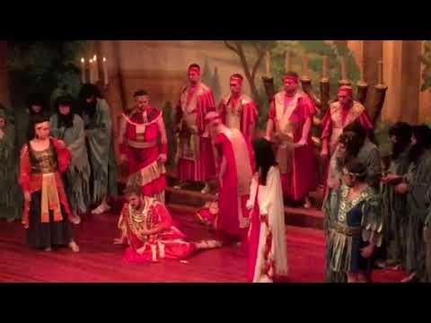 'Nabucco' en Burela