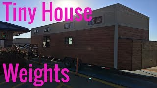Expected Weight Of Tiny Houses