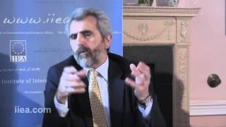 Agostino Miozzo on EU Crisis Response -- from Pakistan to Libya
