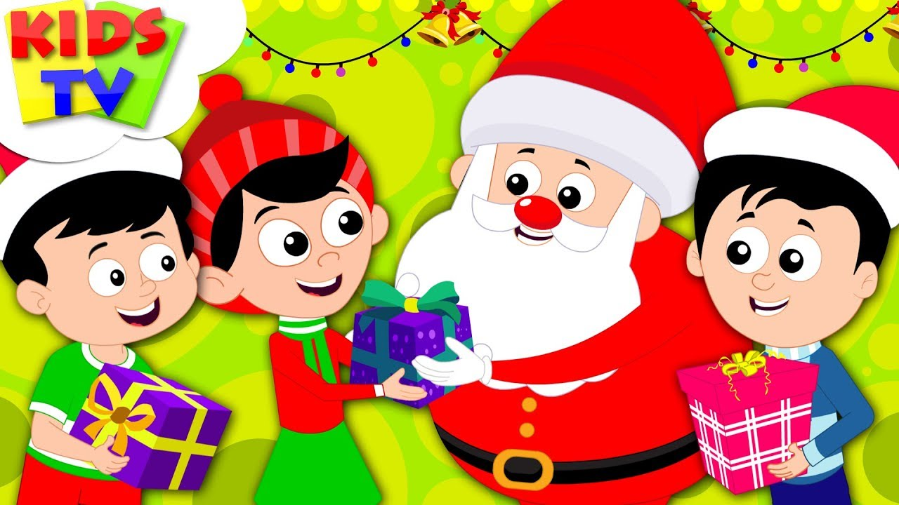 Kids Christmas.I Will Be Good Christmas Songs For Children Xmas Carols Kids Tv