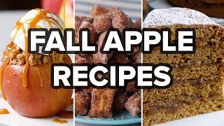 7 Ways To Use Fall Apples