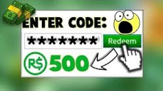 (LIMITED ONLY) NEW ROBUX PROMOCODE (2019) [ClaimRBX]