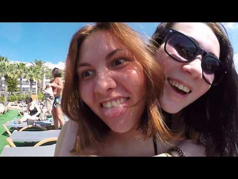 Отпуск 2017 в Турции, Мармарис,Turkey Marmaris, Ideal Prime Beach