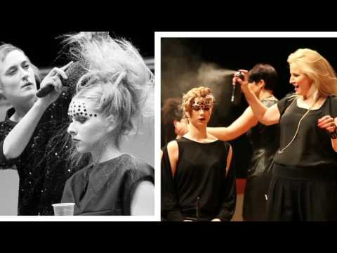 KC Professional Hair Show - Helsinki Hair and Beauty 2014