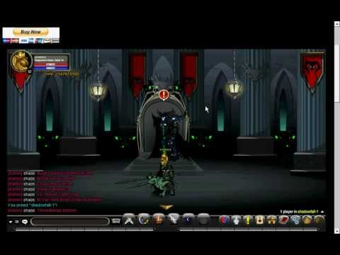 AQW Private Server ChaosQuestWorldz 2012