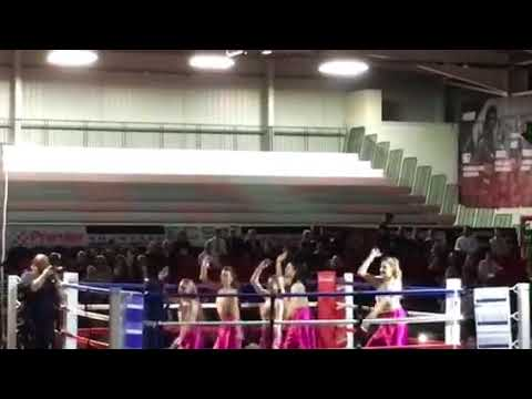 Challenge Charity Boxing | Punjabi Dance