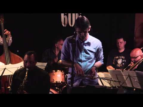 'LOCKUP!' Gareth Lockrane Big Band Featuring Graeme Blevins(sax) & Robbie Robson(tpt)
