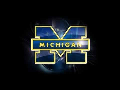 Michigan Wolverines 2014 Football Schedule - YouTube