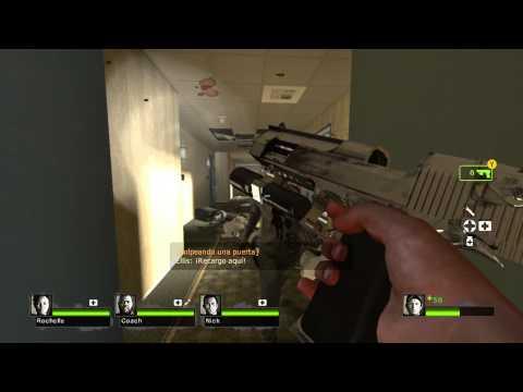 Left 4 Dead 2 : Dead Center Campaign - The Hotel (Punto Muerto Hotel) - Expert Solo Part.1