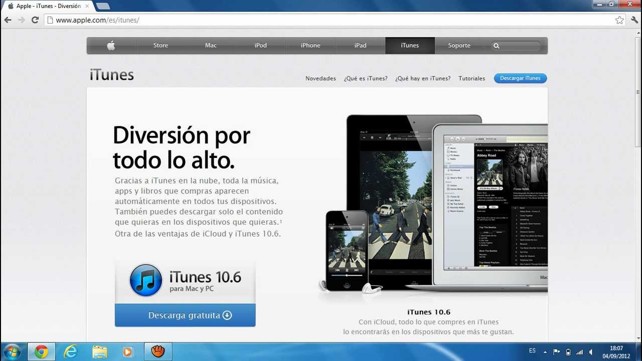 itunes 10.6.3 pour windows vista