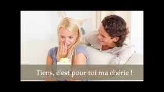 """Видеоурок  французского языка """"Магия подарка"""" из цикла """"Сентиментальный французский"""""""