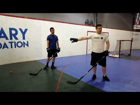 Explaining Ball Hockey Corner Battles