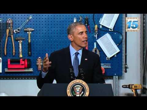 Pres Obama visits CFU