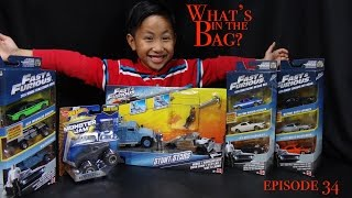 What's in the Bag? - Episode 34 - Toy Store Hauls Video