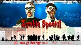 Эволюция зомби в кино: от А до Ы