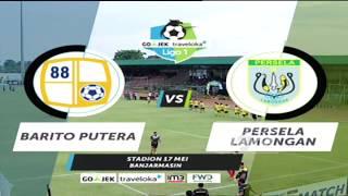 Download Video Barito Putera vs Persela Lamongan: 4-1 All Goals & Highlights - Liga 1 MP3 3GP MP4