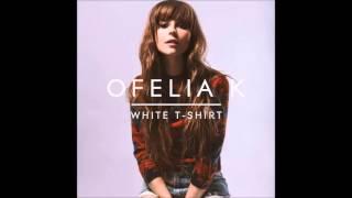 Ofelia K  - White T-Shirt