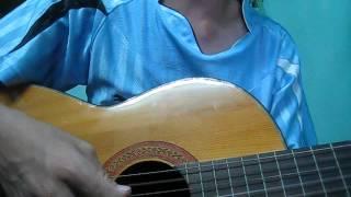 Nghĩ về cha guitar