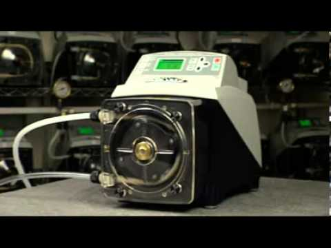 Flex-Pro® A3 Peristaltic Pump - Product Description - Blue-White Industries, Ltd.
