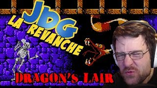 JDG la REVANCHE - DRAGON'S LAIR (NES) - Le Match Retour