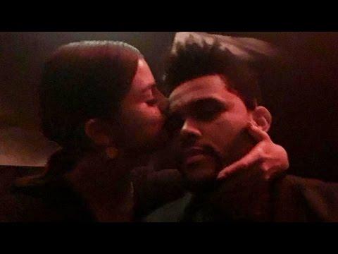 Selena Gomez | Snapchat Videos | 2017 | ft The Weeknd & David Henrie thumbnail